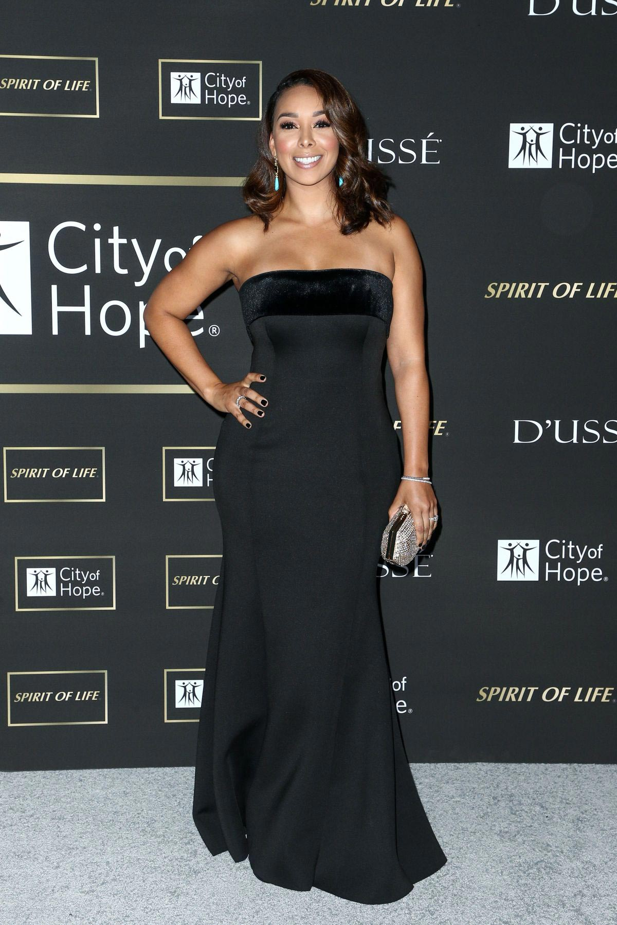 Gloria Govan at City of Hope Gala in Los Angeles 2018/10/11 1