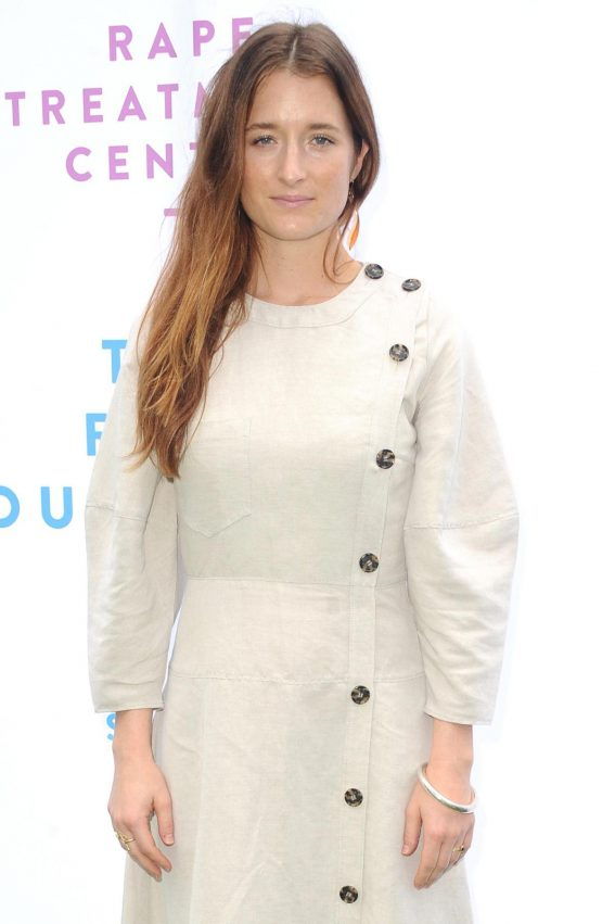 Grace Gummer at Rape Foundation's Annual Brunch in Beverly Hills 2018/10/07 1