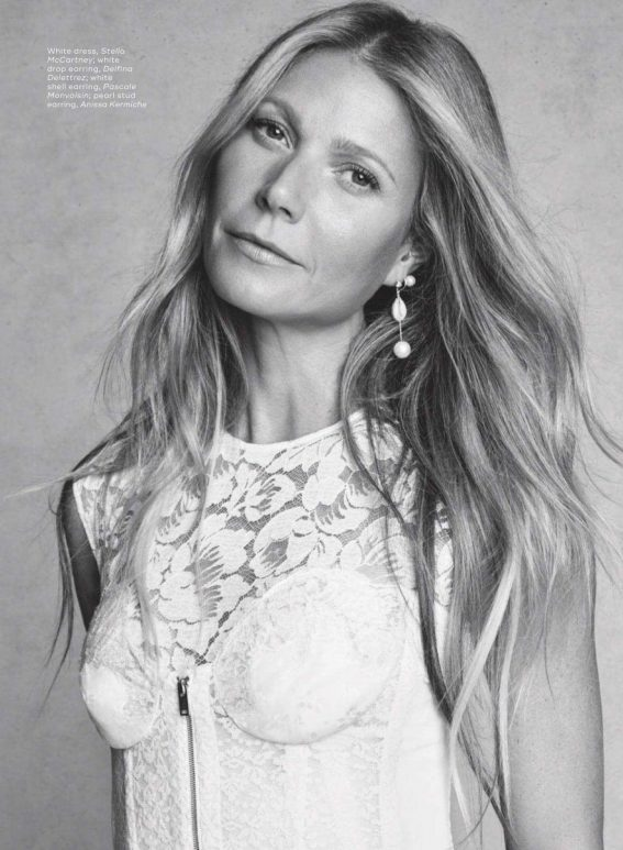 Gwyneth Paltrow in Marie Claire Magazine, UK November 2018 1