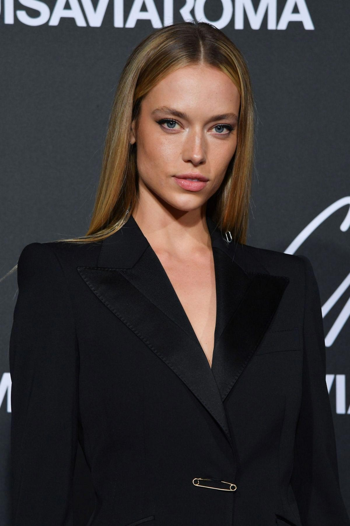 Hannah Ferguson at CR Fashion Book Issue 13 Launch in Paris 2018/10/01 1