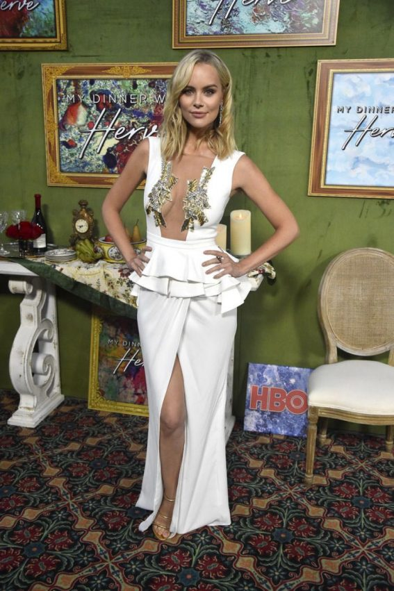 Helena Mattsson at My Dinner with Herve Premiere in Hollywood 2018/10/04 1