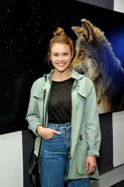 Holland Roden at National Geographic Photo Ark at Annenberg Space for Photography 2018/10/11 2