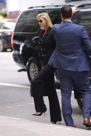 Ivanka Trump Arrives at a Meeting in New York 2018/10/17 2