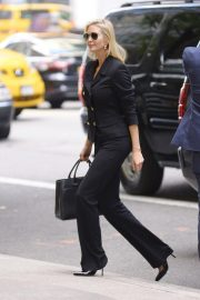 Ivanka Trump Arrives at a Meeting in New York 2018/10/17 4