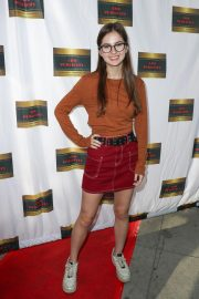 Izzy LaBelle at #actionjax Movie Morning Fundraiser in Los Angeles 2018/10/07 1