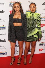 Jade Thirlwall and Leigh-Anne Pinnock at Attitude Magazine Awards in London 2018/10/11 1