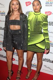 Jade Thirlwall and Leigh-Anne Pinnock at Attitude Magazine Awards in London 2018/10/11 6