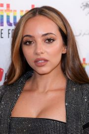 Jade Thirlwall and Leigh-Anne Pinnock at Attitude Magazine Awards in London 2018/10/11 9