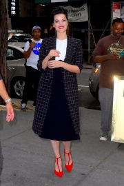 Jaimie Alexander Arrives at Today Show in New York 2018/10/11 3