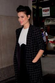 Jaimie Alexander Arrives at Today Show in New York 2018/10/11 7