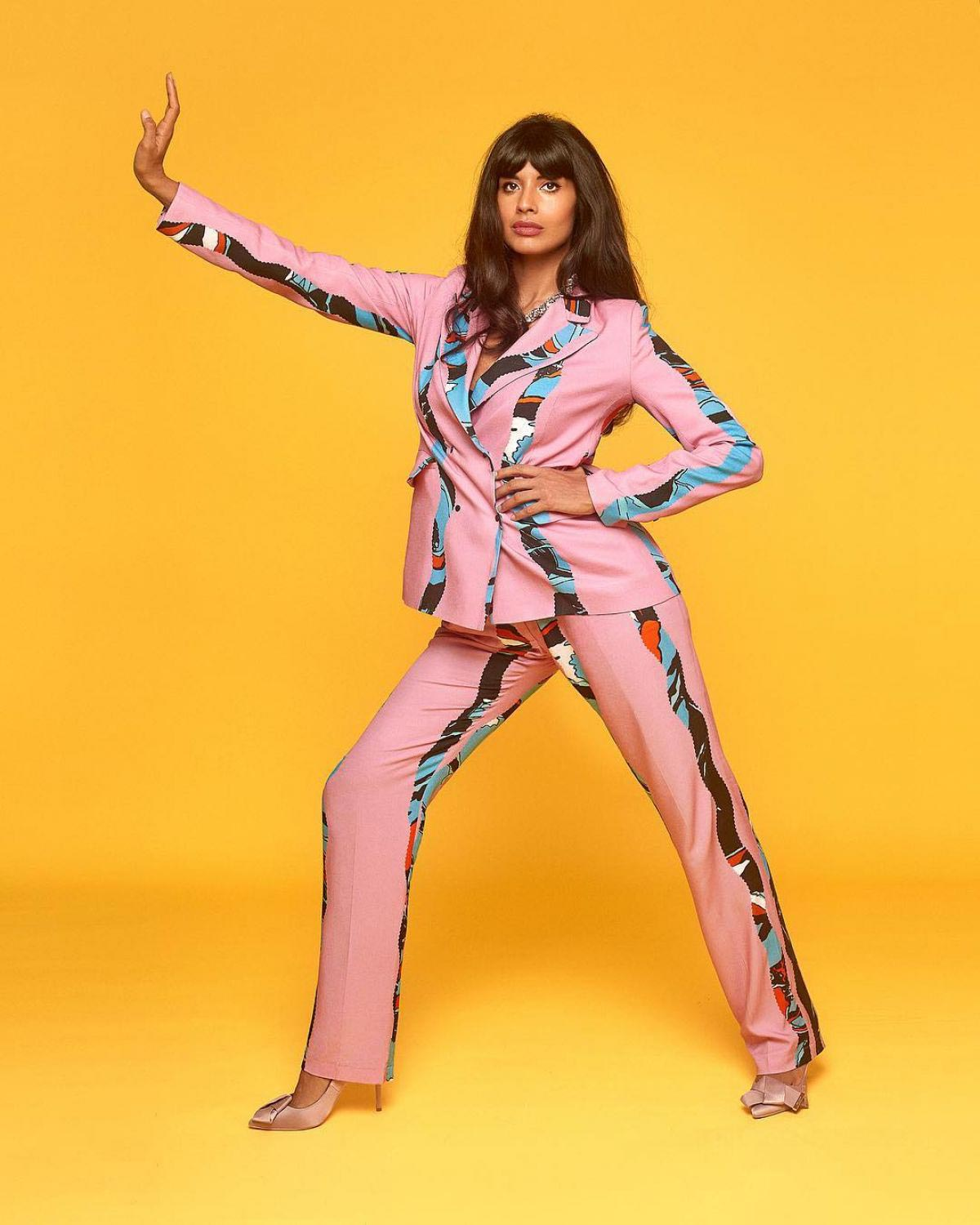 Jameela Jamil for Arcadia Magazine, October 2018 1