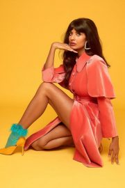 Jameela Jamil for Arcadia Magazine, October 2018 5