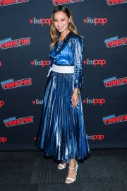 Jamie Chung at The Gifted Premiere at New York Comic Con 2018/10/07 2