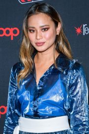 Jamie Chung at The Gifted Premiere at New York Comic Con 2018/10/07 5