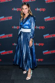 Jamie Chung at The Gifted Premiere at New York Comic Con 2018/10/07 6