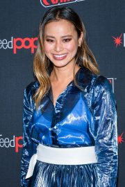Jamie Chung at The Gifted Premiere at New York Comic Con 2018/10/07 7