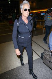Jamie Lee Curtis at LAX Airport in Los Angeles 2018/10/21 4