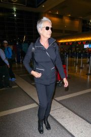 Jamie Lee Curtis at LAX Airport in Los Angeles 2018/10/21 5