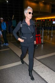 Jamie Lee Curtis at LAX Airport in Los Angeles 2018/10/21 6