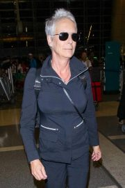 Jamie Lee Curtis at LAX Airport in Los Angeles 2018/10/21 7