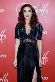 Janet Montgomery at The Romanoffs Premiere in New York 2018/10/11 8