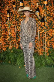 Jasmin Savoy Brown at 2018 Veuve Clicquot Polo Classic in Los Angeles 2018/10/06 8