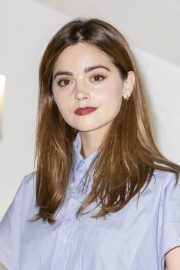 Jenna Coleman at The Cry Photocall at 2018 MIPCOM in Cannes 2018/10/16 2