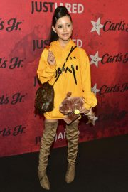 Jenna Ortega at Just Jared Halloween Party in West Hollywood 2018/10/27 3