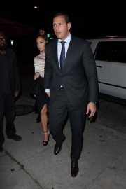 Jennifer Lopez and Alex Rodriguez Night Out in New York 2018/10/15 3
