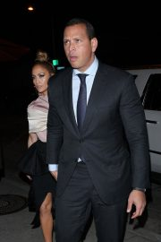 Jennifer Lopez and Alex Rodriguez Night Out in New York 2018/10/15 5