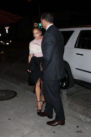 Jennifer Lopez and Alex Rodriguez Night Out in New York 2018/10/15 6