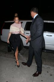 Jennifer Lopez and Alex Rodriguez Night Out in New York 2018/10/15 7