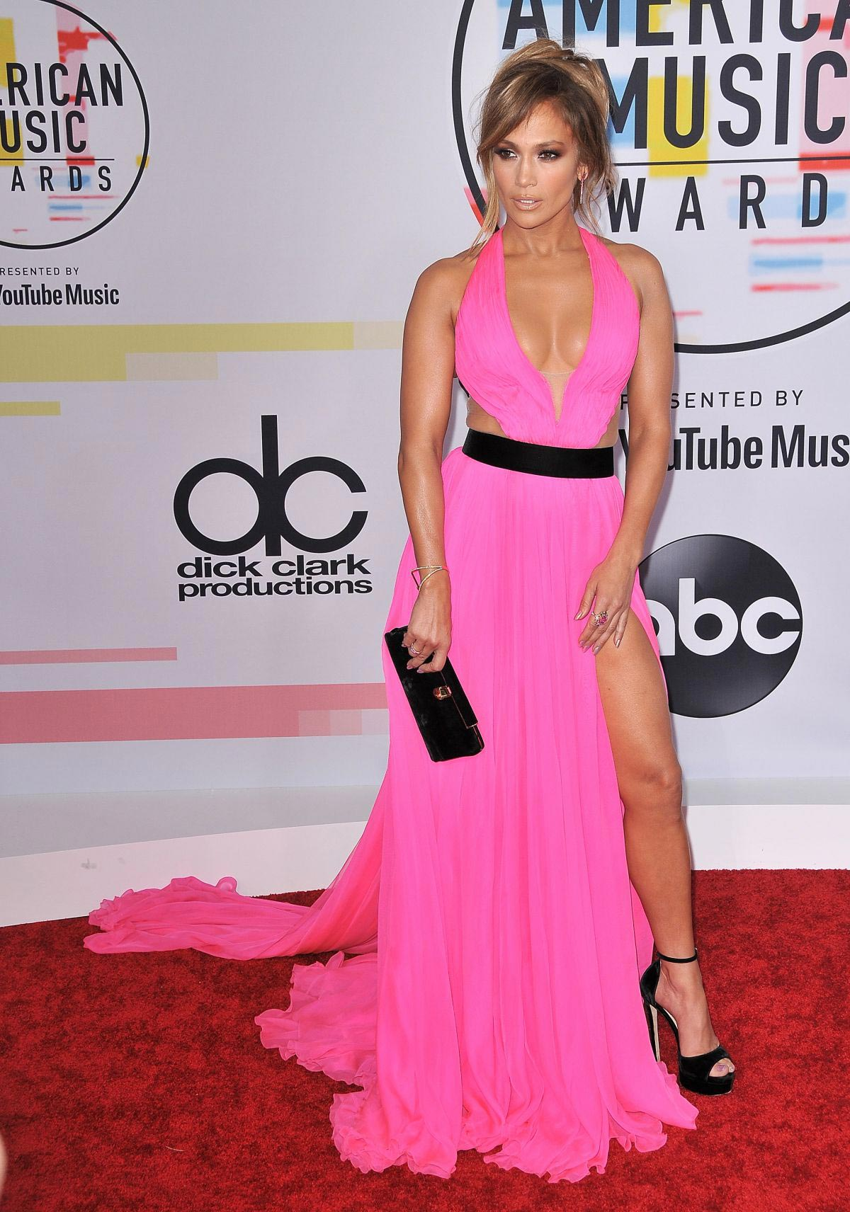Jennifer Lopez at American Music Awards in Los Angeles 2018/10/09 1