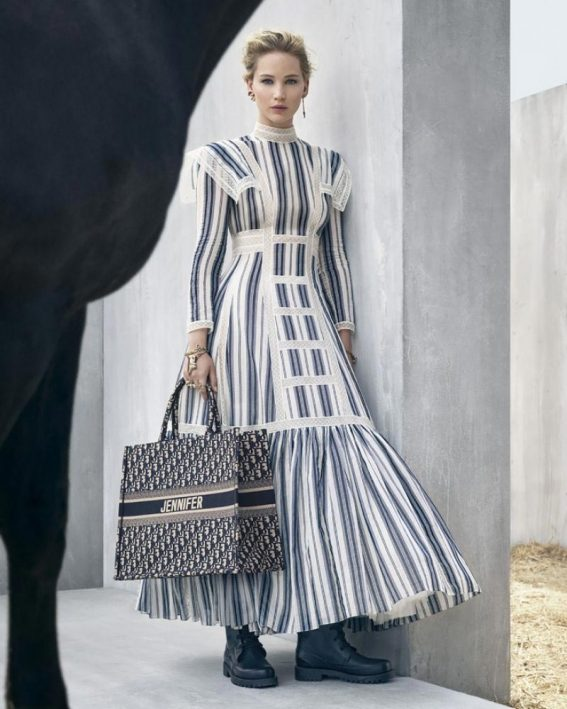 Jennifer Lopez for Christian Dior Cruise 2019 Collection Photos 1