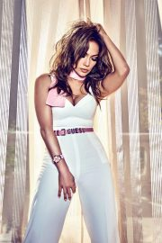 Jennifer Lopez for GUESS Spring 2018 Campaign 5