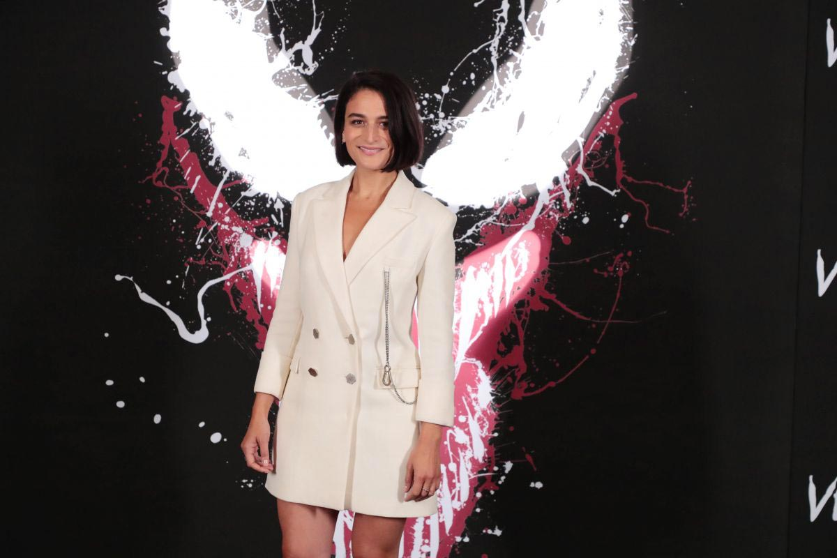 Jenny Slate at Venom Photocall in Los Angeles 2018/09/27 1