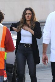 Jessica Alba and Gabrielle Union on the Set of L.A.'s Finest in Los Angeles 2018/10/25 5