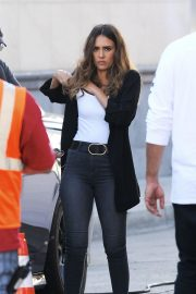 Jessica Alba on the Set of L.A.'s Finest in Los Angeles 2018/10/25 7