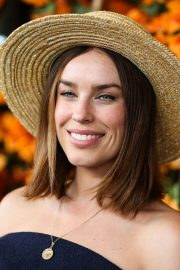 Jessica McNamee at 2018 Veuve Clicquot Polo Classic in Los Angeles 2018/10/06 10