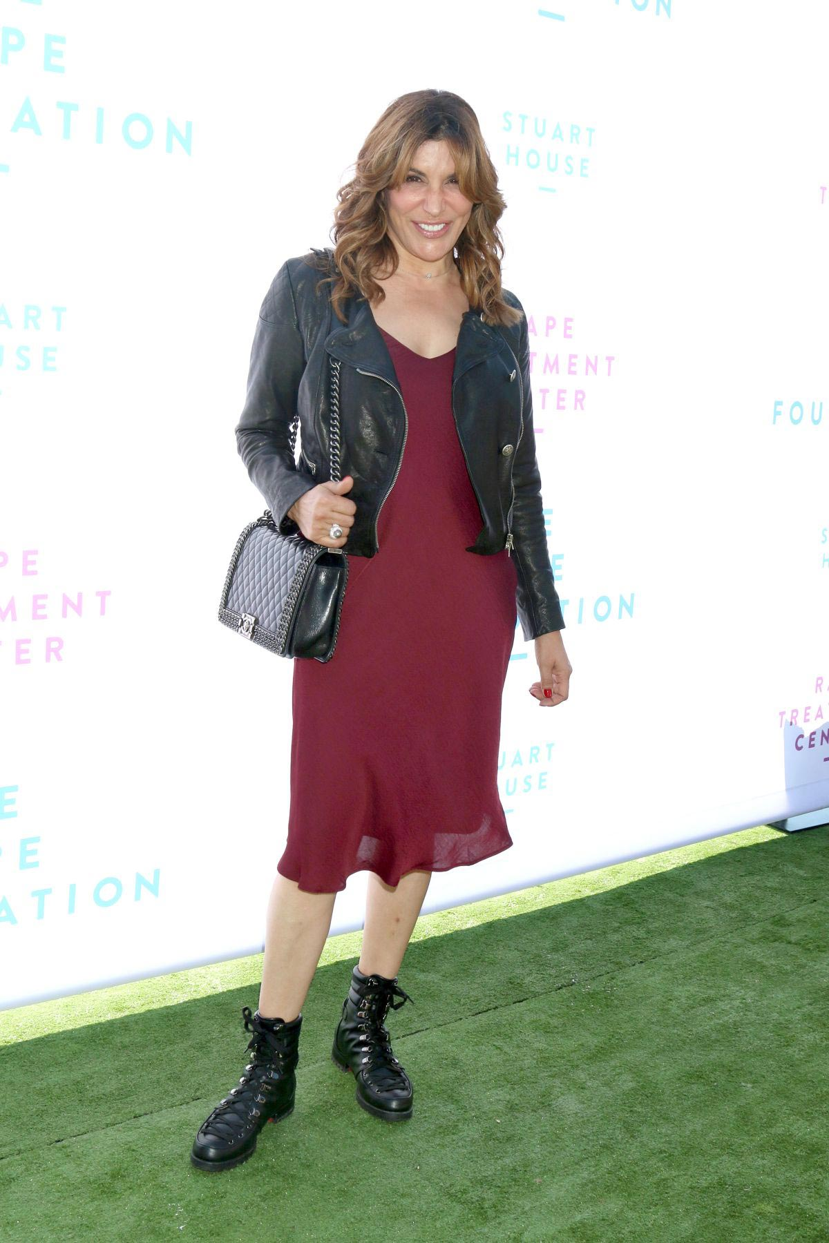 Jo Champa at Rape Foundation's Annual Brunch in Beverly Hills 2018/10/07 1