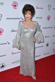 Joan Collins at 2018 Carousel of Hope Ball in Los Angeles 2018/10/06 1