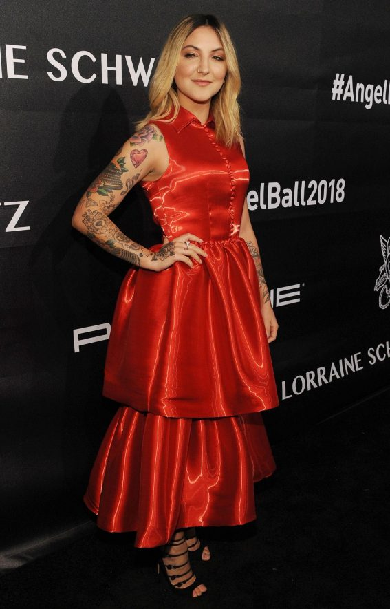 Julia Michaels at Instyle Awards 2018 in Los Angeles 2018/10/22 1