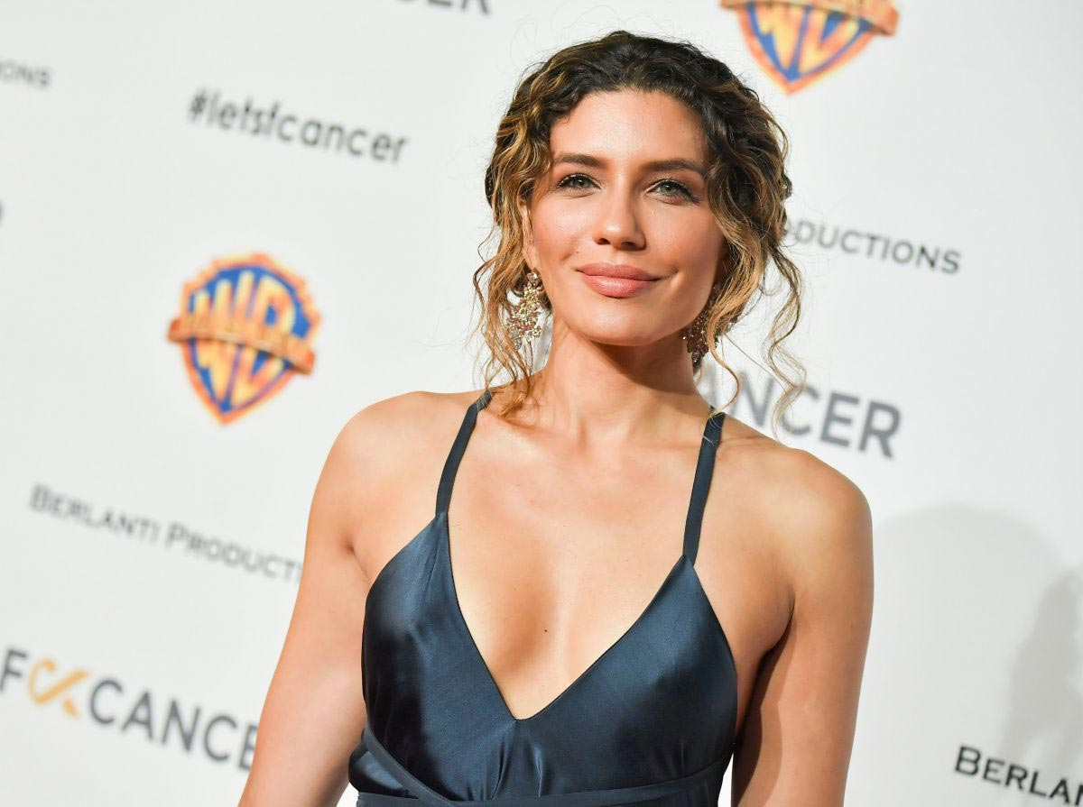 Juliana Harkavy at Barbara Berlanti Fk Cancer Benefit in Los Angeles 2018/10/13 1