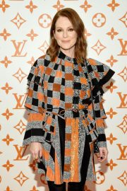 Julianne Moore at Louis Vuitton x Grace Coddington Event in New York 2018/10/25 4