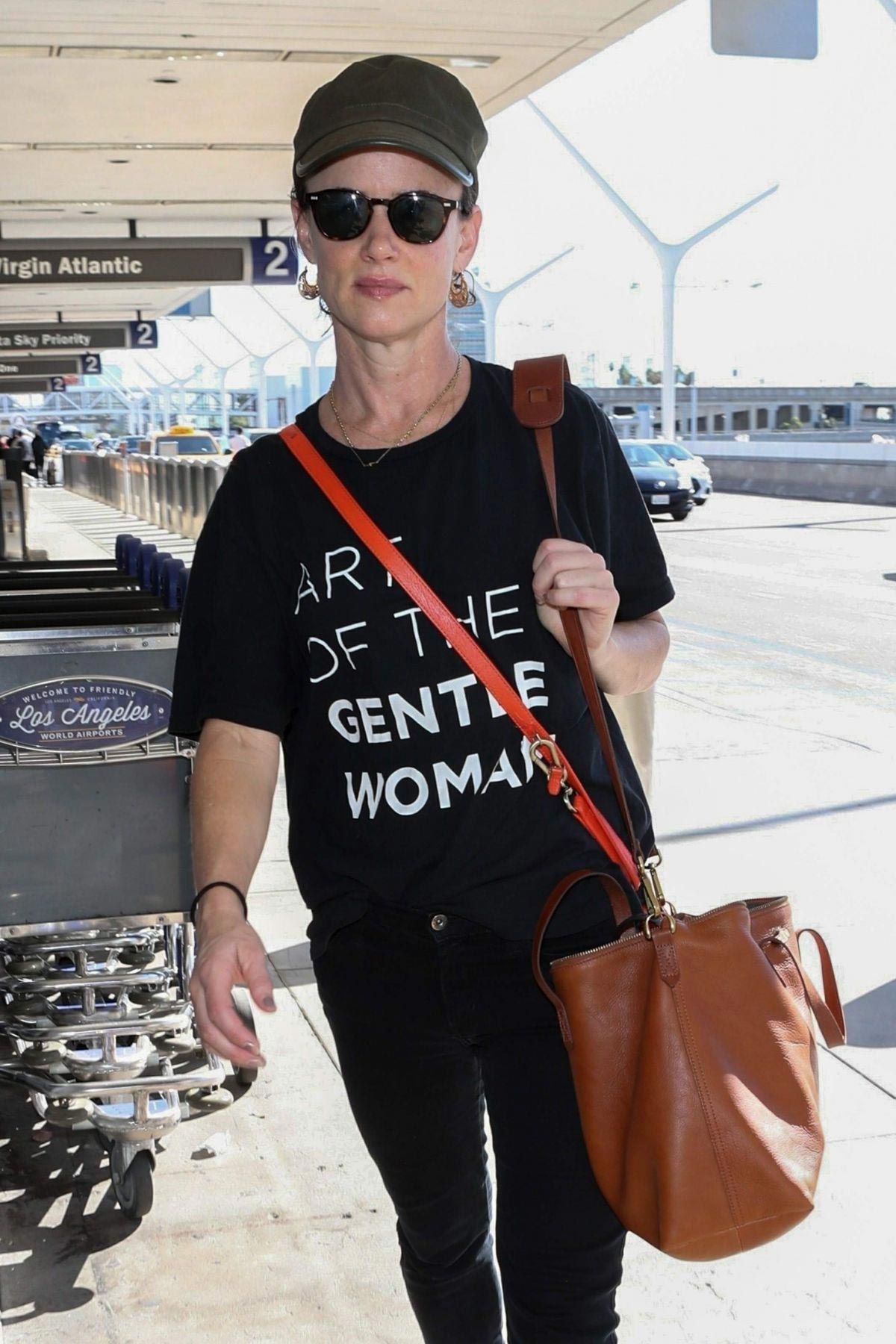Juliette Lewis at LAX Airport in Los Angeles 2018/10/19 1