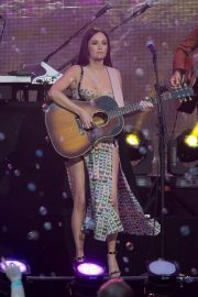 Kacey Musgraves at Jimmy Kimmel Live in Los Angeles 2018/10/02 2