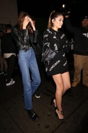 Kaia Gerber at Delilah in West Hollywood 2018/10/12 4