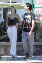 Kaia Gerber Out and About in Malibu 2018/10/04 2