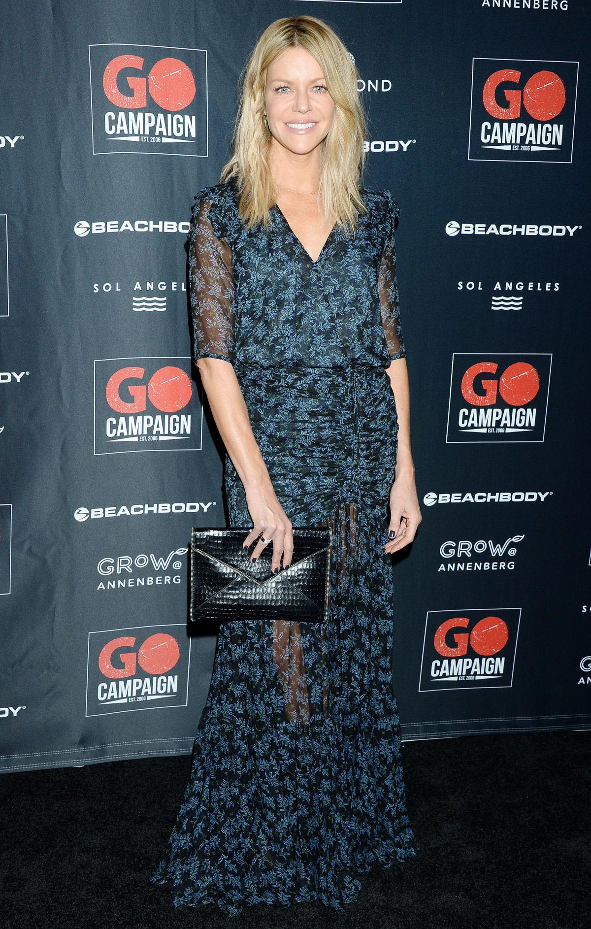 Kaitlin Olson at GO Campaign Gala in Los Angeles 2018/10/20 1