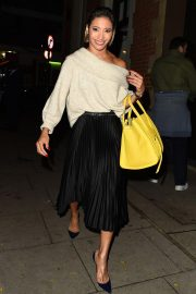 Karen Clifton Leaves Strictly Come Dancing: It Takes Two in London 2018/10/15 2